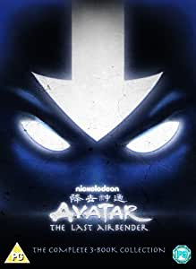 Avatar: The Last Airbender - The Complete 3-Book Collection [DVD]