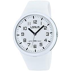 Lorus Watches Ladies Watch Fashion Silicone Analog Quartz RRX53DX9