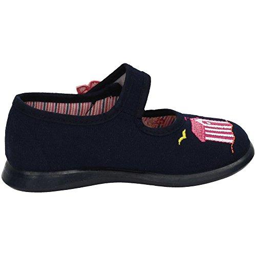 MORANCHEL , Chaussures fille Bleu Marine