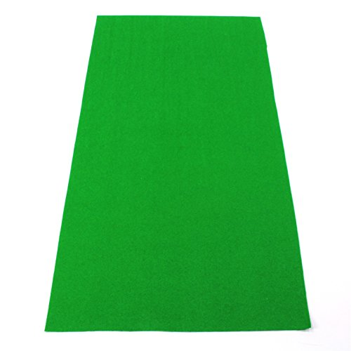 Hainsworth Table de billard Létagère Chiffon - Uni Vert