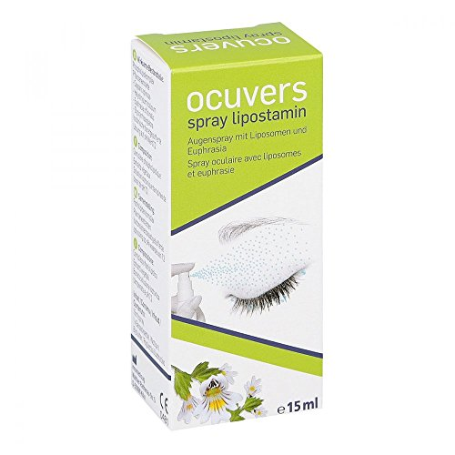 Ocuvers Spray lipostamin Augenspray, 15 ml