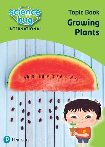 Science Bug: Growing plants Topic Book