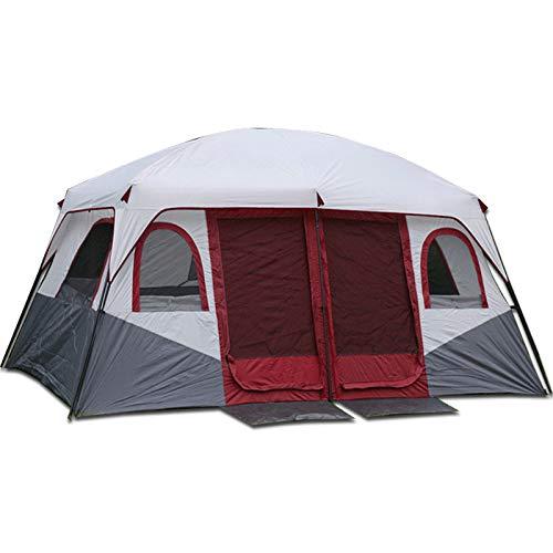 Zelt Mit Zwei Schlafzimmern, Zelt Mit Einem Schlafzimmer, Zelt FüR 4-6 Personen Im Freien, GroßEs Luxuszelt Im Freien (4 Schlafzimmer-zelte)