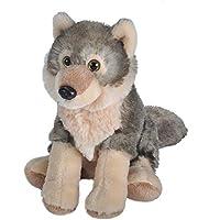 Wild Republic - CK Mini lobo de peluche, 20 cm (10852)