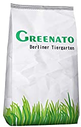 Lawn Seed Greenato Berliner Tiergarten 5kg Grass Lawn Grass Seed Grass Seed Grass - packing unit selectable from 1-30kg