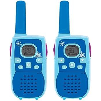 lexibook tw41fz talkie walkie reine des neiges. Black Bedroom Furniture Sets. Home Design Ideas