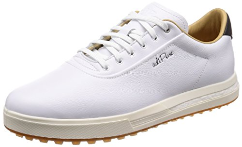 best sneakers ac19d 6698e adidas Adipure SP, Chaussures de Golf Homme, Blanc (Blanco F33746), 43