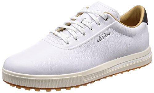 adidas Herren Adipure SP Golfschuhe, Wei (Blanco F33746), 43 1/3 EU