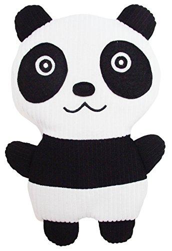Bitten Huggable Pets Panda Pupazzo/Copertina, Tessuto, Multicolore, 33 x 19 x 4 cm