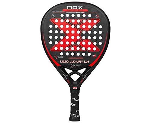 NOX ML10 Luxury L4 Raquette de Padel