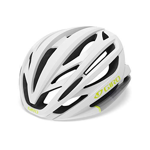 Giro Seyen MIPS Damen Rennrad Fahrrad Helm weiß 2019: Größe: M (55-59cm)