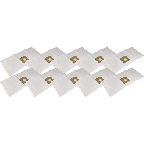 10 Staubsaugerbeutel aus Microvlies passend für Ecolab Floormatic Blue Vac