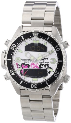 Chris Benz CB-D-ALOHA-MB, Men Wrist Watch