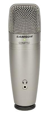 Samson SAC01UPRO USB Microphone