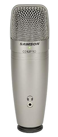 Samson C01UPRO USB-Mikrofon