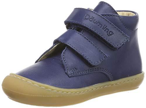 Däumling Baby Jungen Sören Sneaker, Blau (Action Jeans 42), 25 EU
