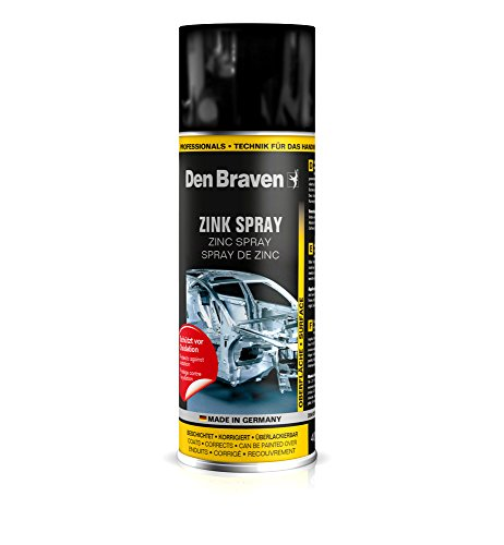 Den Braven HTS341720400 Zinkspray, 400 ml