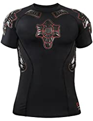 Gform Pro-X Camiseta, Negro / Gris, Taille S