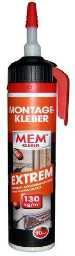 MEM MEM-500553 Montage-Kleber EXTREM 260 g pp