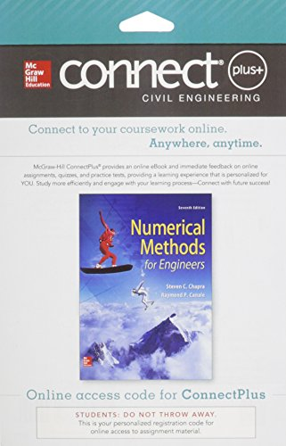 connect-1-semester-access-card-for-numerical-methods-for-engineers
