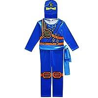 Thombase Ninja Warrior Fancy Dress Outfit Costume for Boys Children