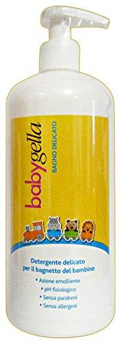 Babygella Detergente Bagnetto Bimbo - 500 ml