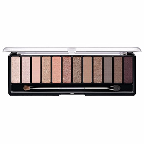 Rimmel Magnif'eyes 12 Pan Eyeshadow Palette, Blushed Edition, 14 g
