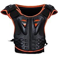 Dexinx Motorrad Rüstungs Weste Kind Sleeveless Straßen Fahrrad Kasten Rückenschutz Stilvolle Kühle Fahrrad Weste Schutz