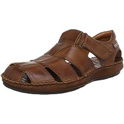 Pikolinos TARIFA 06J-1 06J-5433_V13 - Sandalias de cuero para hombre, color marrón, talla 42