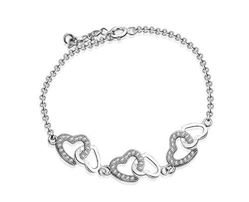 BerryKing Damenarmbänder (Heart Bow)