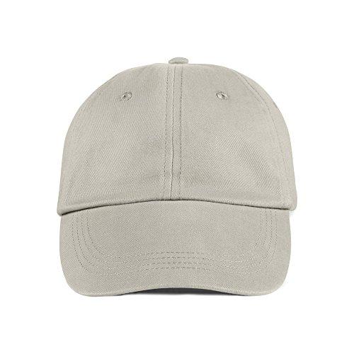 Anvil Mens Contrast Low Profile Twill Cap