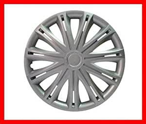 "CITROEN BERLINGO MULTISPACE (2008 ON) 16"" Spark Wheel Trims/Hub Caps - Set of 4"