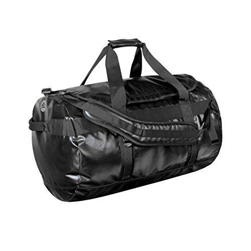 Stormtech Gear Sporttasche / Reisetasche, wasserabweisend, Large Schwarz/Schwarz