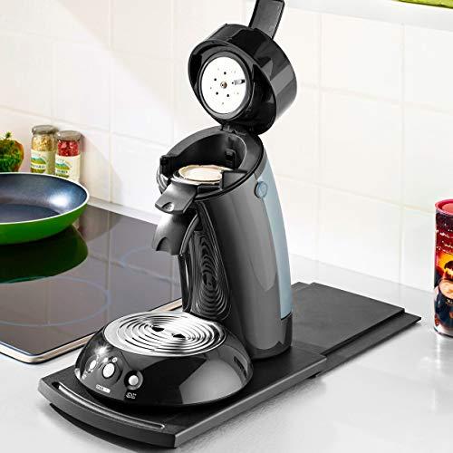 Vario-PlatzAusziehplatte rollfunktion Küchenauflage Vario-Zubehör Abstellplatte Kaffemaschine...