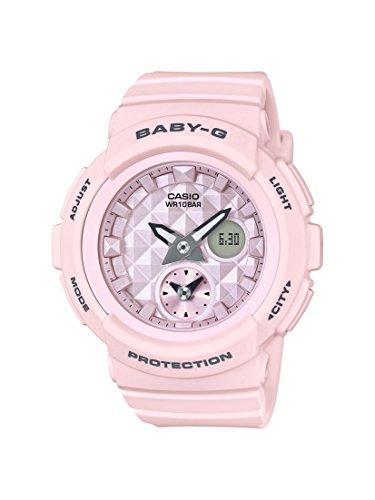 Casio Baby-g Analog-Digital Red Dial Women's Watch-BGA-190BE-4ADR (BX081) image