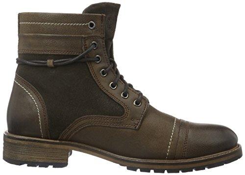 XTI Herren 45704 Chelsea Boots Braun (Brown)