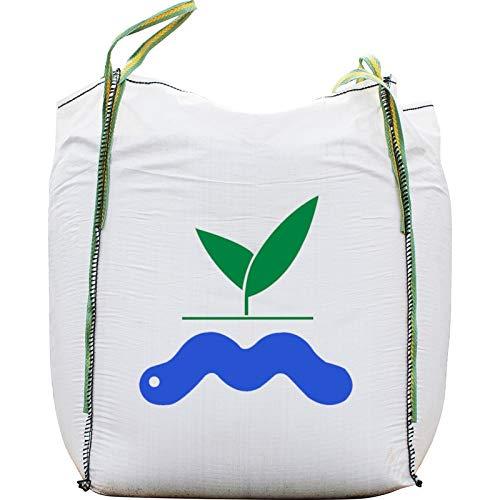 Suinga ABONO Fertilizante ORGANICO Humus DE LOMBRIZ vermicompost, Saco 700 Kg. Apto para Agricultura ecológica