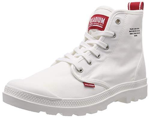 (Palladium Unisex-Erwachsene Hi Du C U Hohe Sneaker, Weiß (Star White L47), 41 EU)