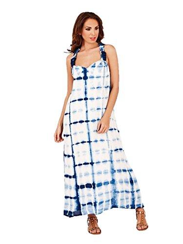 Generic - Robe - Robe maxi - Femme * taille unique Bleu