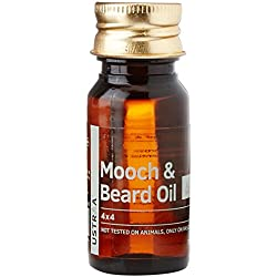 Ustraa Mooch and Beard Oil 4x4 - 35 ml