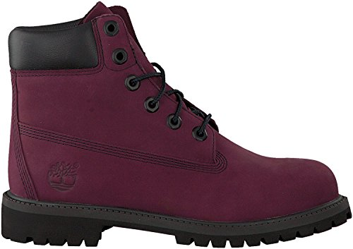 Timberland Unisex Adulti 6 In Premium Wp Boot A1o82 Classic Boots Bordeaux