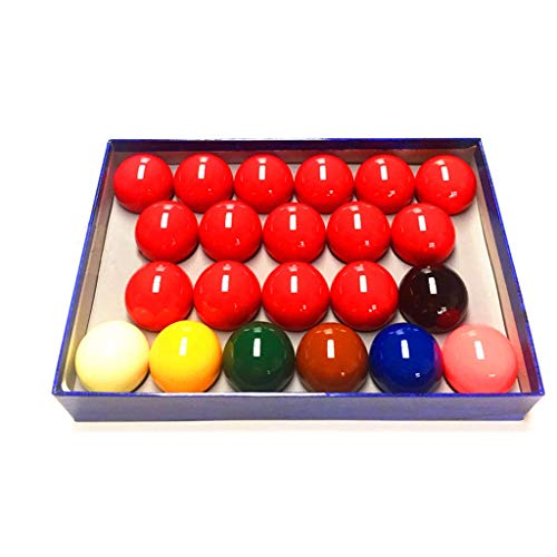 1 1//2Inch 38mm Kids Small ECONOMY RED /& YELLOW POOL Ball Set