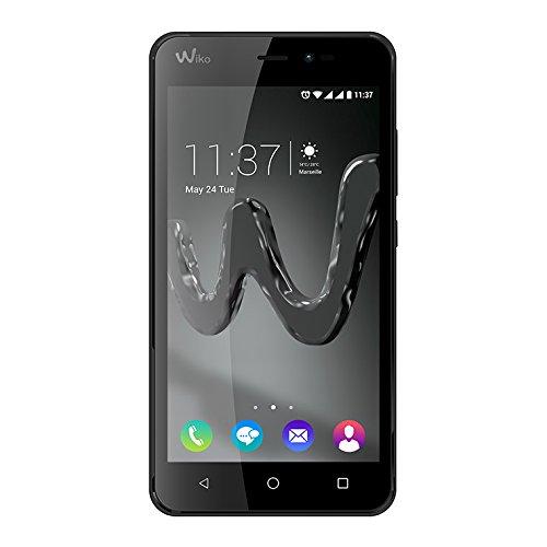 Wiko Freddy Smartphone, 8 GB, Marchio TIM, Nero