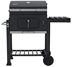 Idea Regalo - Tepro 1161 Barbecue/Griglia a carbone