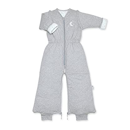 41gHiLva8jL. SS416  - bemini by Baby Boum 161stary95jm bolsa saco de dormir de Pady Jersey Algodón 6-24meses