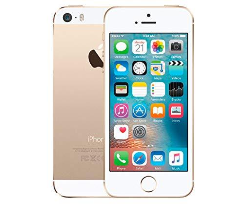 Apple iPhone 5S 16GB Oro REACONDICIONADO CPO MÓVIL 4G 4'' Retina IPS/2CORE/16GB/1GB RAM/8MP/1.2MP