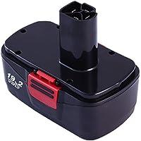 19.2V 2000mAh bateria de Repuesto para Craftsman C3 130279005 11375 17191 11376 315.115410 1323903 Eagglew