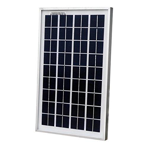Panneau solaire écologique WERTVOLLES 10 W 12 V 10 W