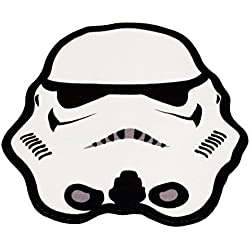 Character World Star Wars Rug Stormtrooper- Alfombra- 79 x 74 cm