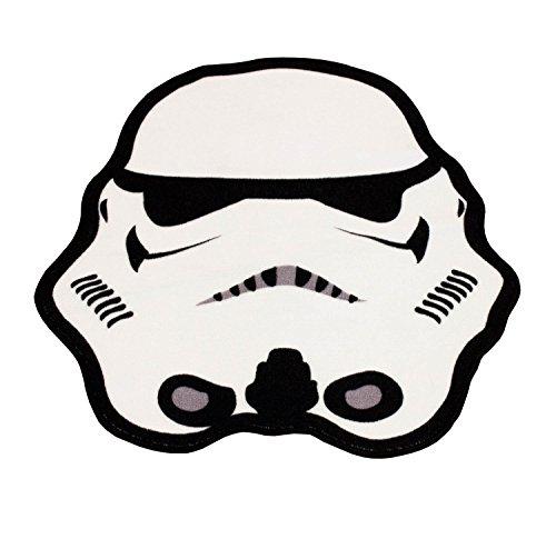 Character World Star Wars Rug Stormtrooper- Alfombra- 79x 74cm